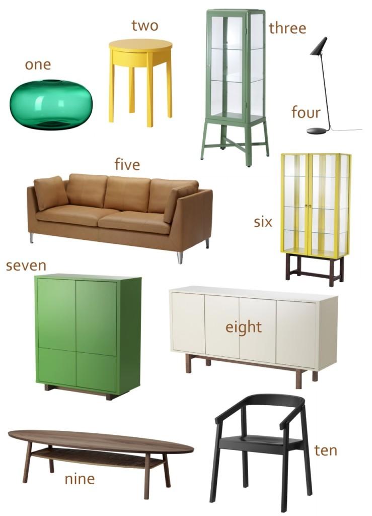 ikea stockholm collection decorbydelali. Black Bedroom Furniture Sets. Home Design Ideas