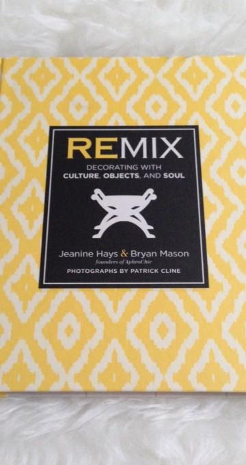 remix book cover