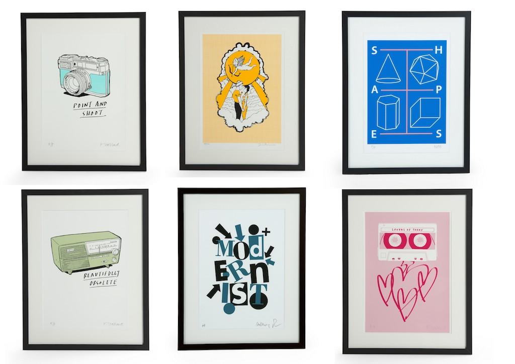made.com and print club london