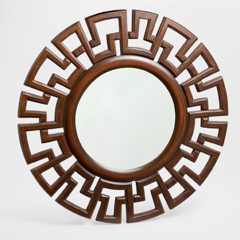 7 things zara carved wood mirror