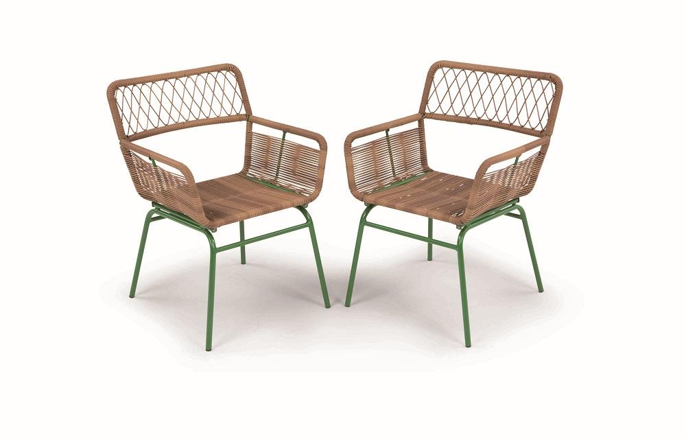 Lyra dining chairs