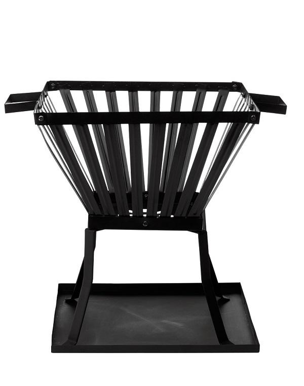Columbus steel fire basket