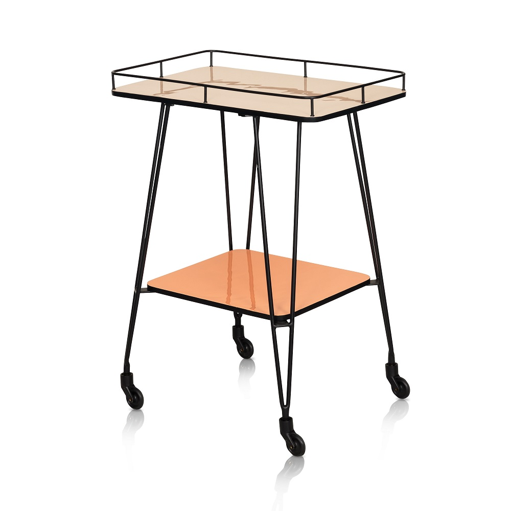 7 things Studio Collection Drinks Trolley