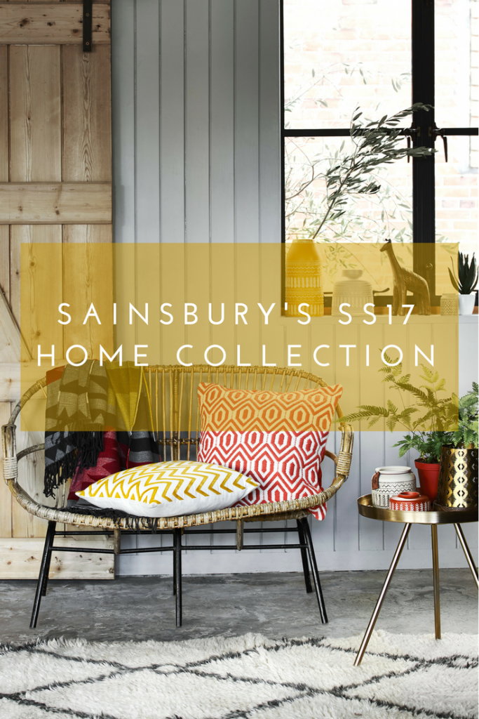 sainsburys ss17 home collection