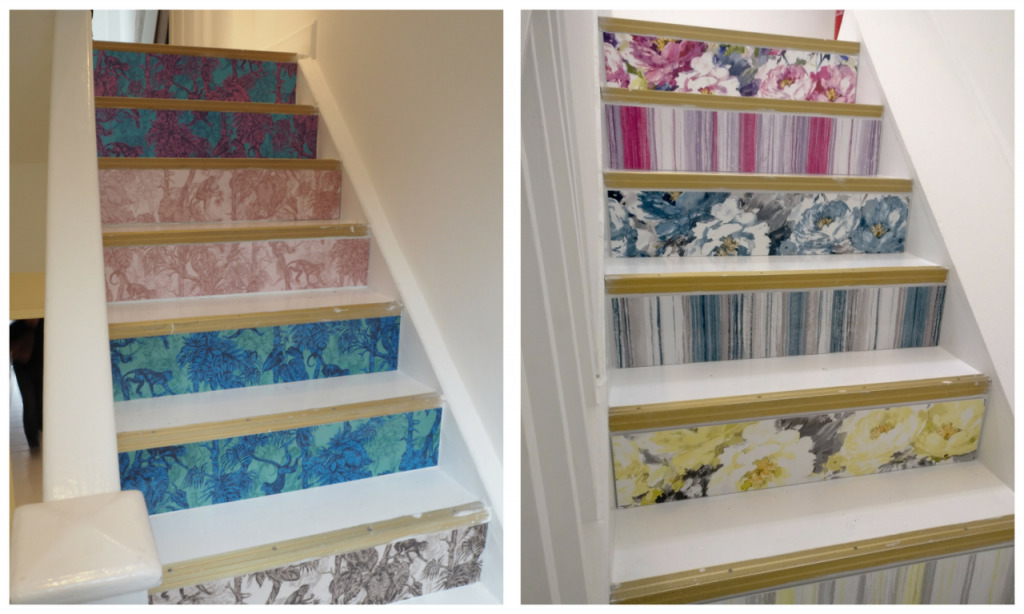 house of wallpaper